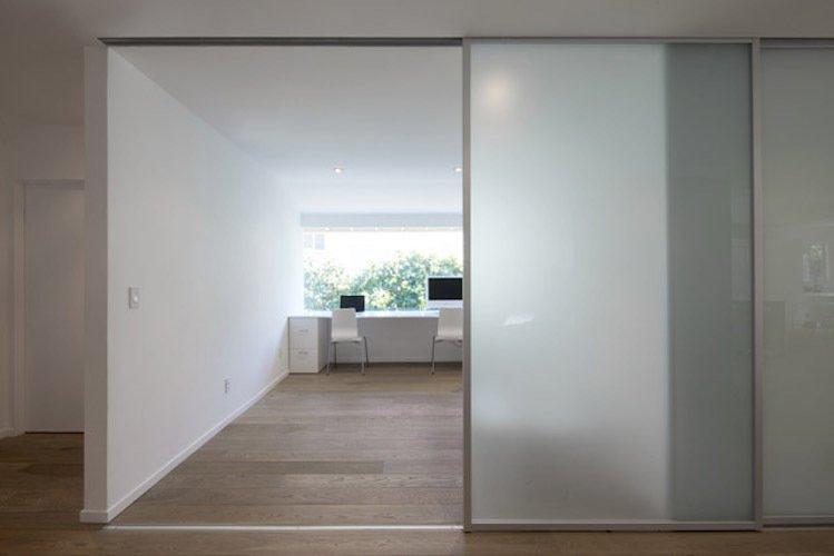 #danbrunn #hayvenhurst #residence #remodel #losangeles #california #glass #windows #office #woodfloors #interior  Hayvenhurst Remodel
