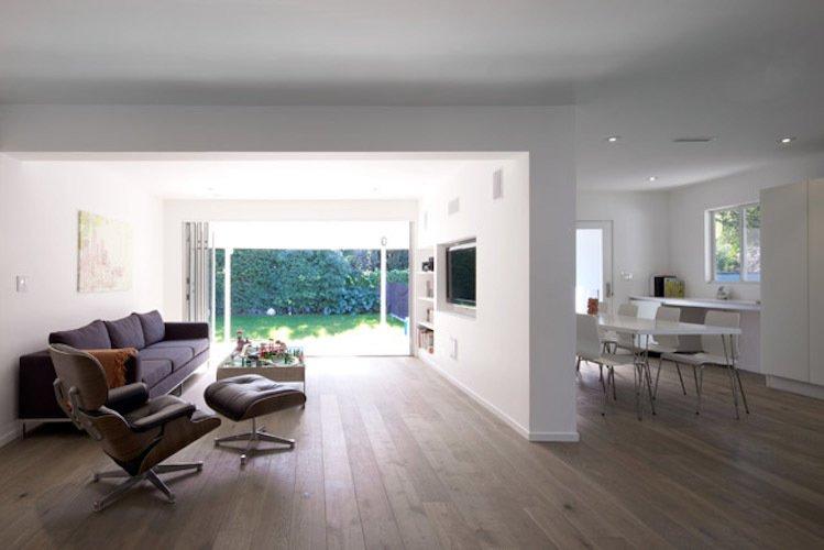 #danbrunn #hayvenhurst #residence #remodel #losangeles #california #kitchen #livingroom #interior  Hayvenhurst Remodel