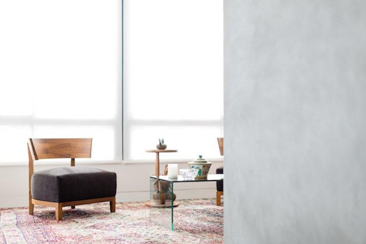 #danbrunn #thediplomat #apartment #wilshirecorridor #california #glass #windows #livingroom #interior  The Diplomat Apartment