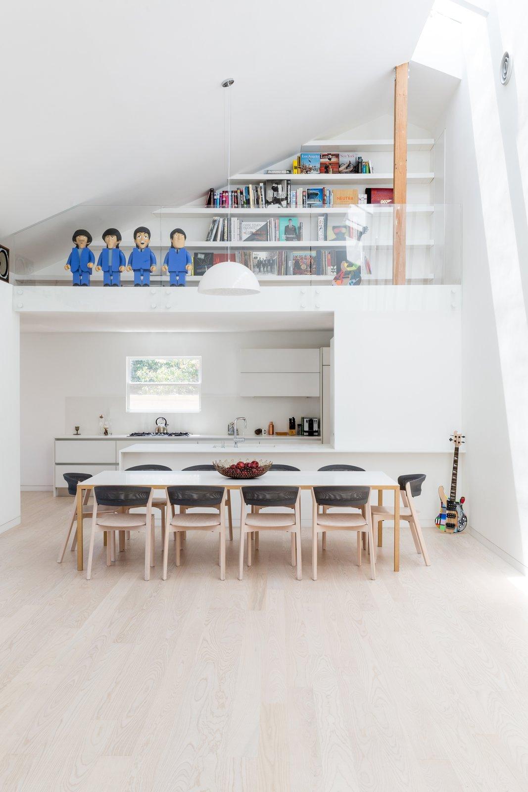 #danbrunn #no9dream #residence #losangeles #california #diningroom #interior #table #chairs #renovation  No. 9 Dream Residence