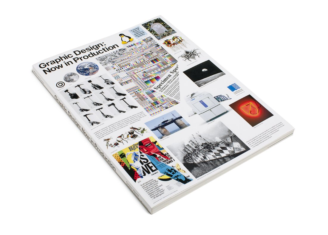 "The exhibition catalogue for ""Graphic Design: Now in Production,"" a joint survey co-organized by the Cooper Hewitt, Smithsonian Design Museum and the Walker Art Center in 2011, explores the many ways in which the discipline has expanded across mediums and continually evolving modes of production.  Reading List"