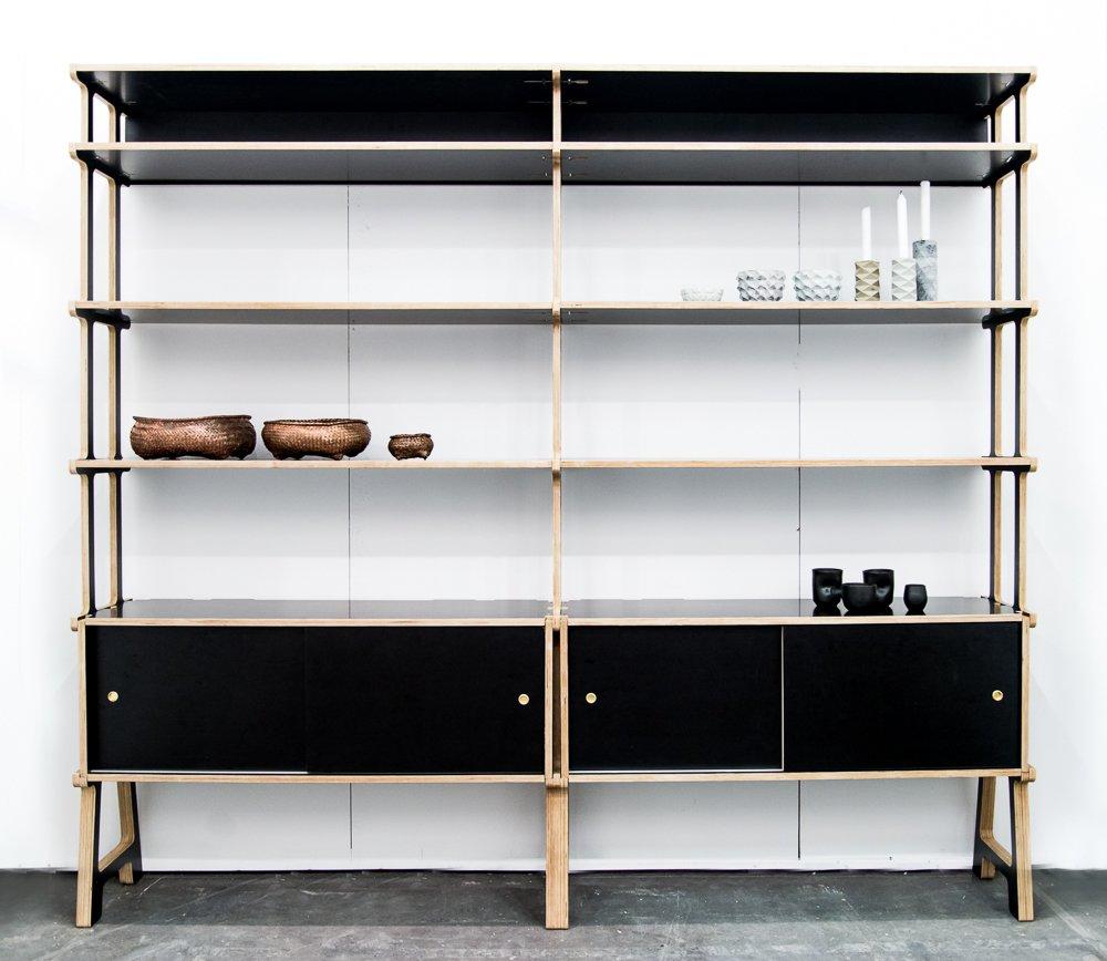 La Consola by Spacio Terreno  Shape-Shifters: Modular Furniture