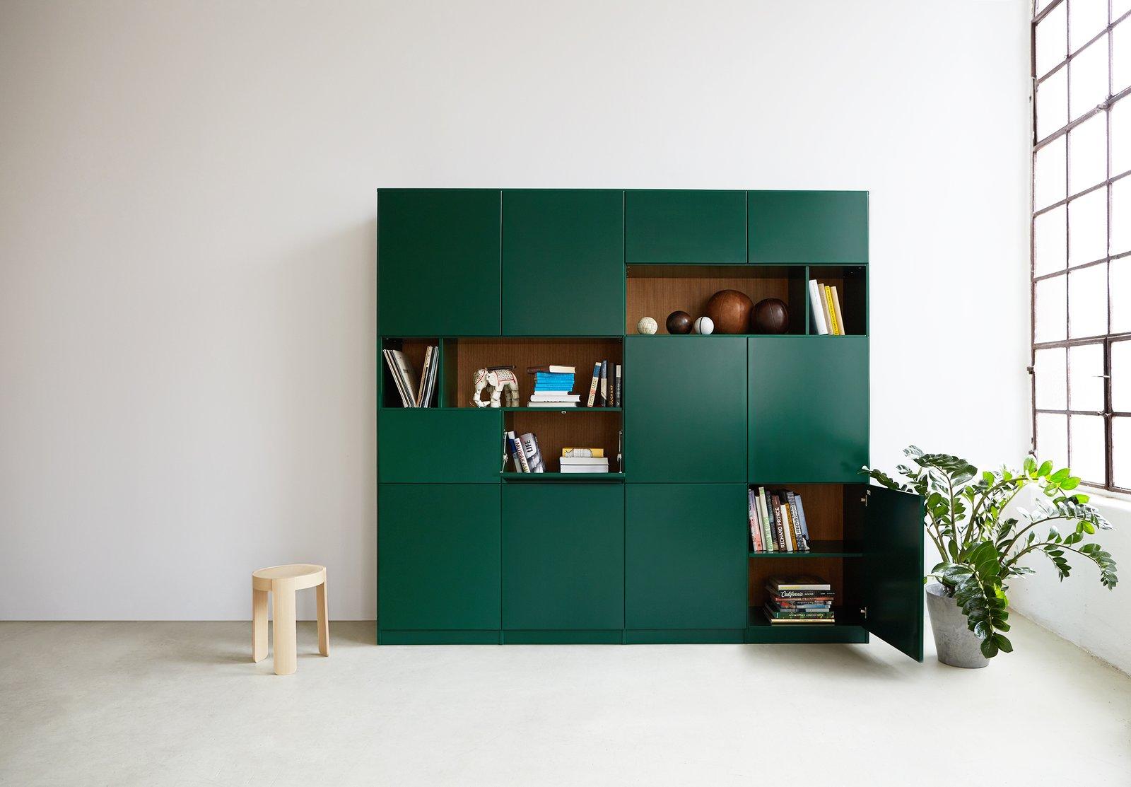Hem customizable cabinet  Shape-Shifters: Modular Furniture