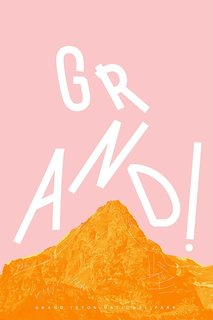 Grand Teton National Park designed by Kelcey Towell