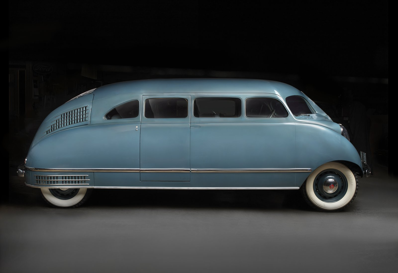 1936 Stout Scarab, Collection of Ron Schneider  Photo 5 of 15 in Examining the Architecture of the Art Deco Automobile