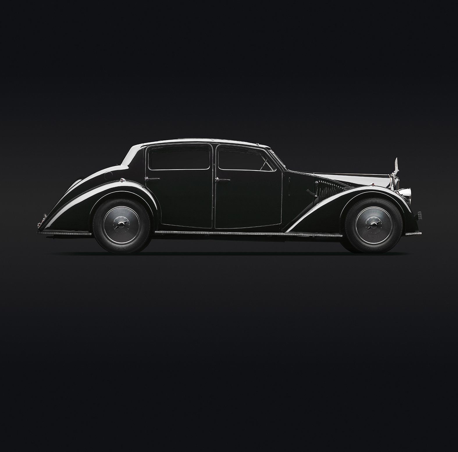 1936 Voisin C28 Clairière, Collection of Peter and Merle Mullin  Photo 6 of 15 in Examining the Architecture of the Art Deco Automobile