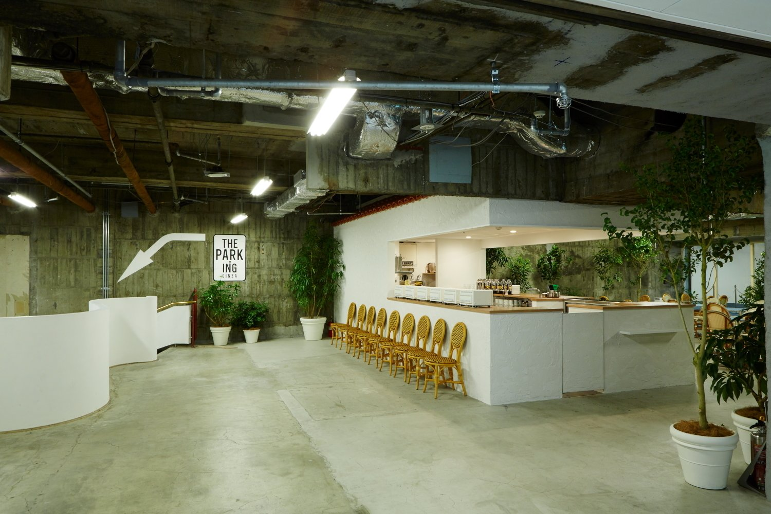 A cafe specializing in toast,  Photo 3 of 7 in A Surprise Hides in this Tokyo Parking Garage