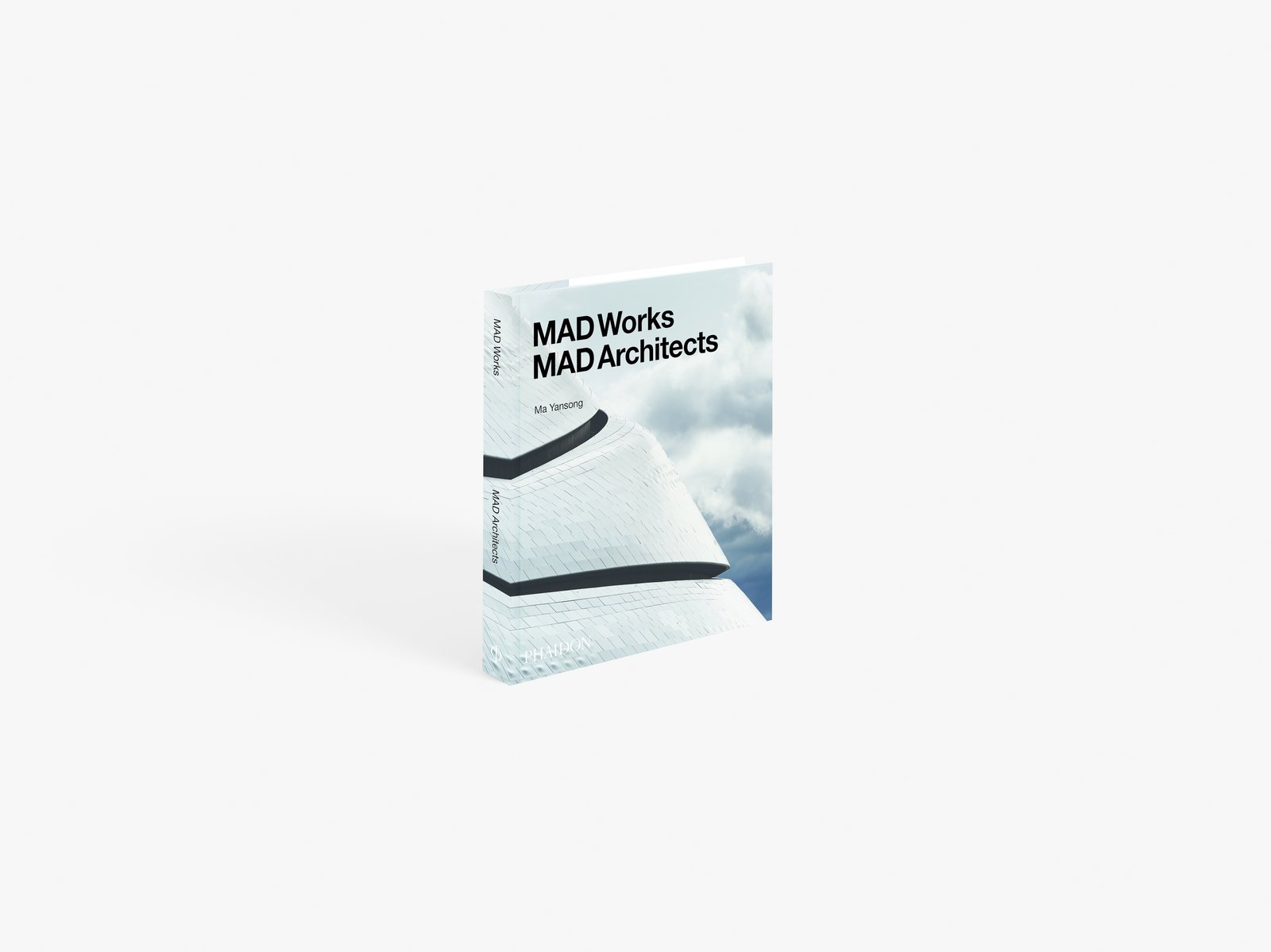 """Available in October 2016 from Phaidon, """"MAD Works"""" is the first monograph dedicated to MAD Architects, the boundary-breaking firm founded in 2004 by Ma Yansong. With offices in Beijing and Los Angeles, the firm has made a signature of its futuristic interpretations of nature.   As the architect explains in the book's introduction: """"People often ask what MAD stands for; sometimes I explain it stand for MA Design, but I like MAD (adjective) Architects better. It sounds like a group of architects with an attitude towards design and practice ... MAD is an attitude that works.""""   Discover the Fantastical Future Vision of a Beijing Architect"""