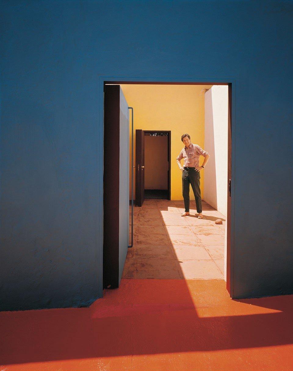 Goeritz Residence by Mathias Goeritz and Ricard Logeorreta, Cuernavaca, Mexico (1973)  Bask in the Retro Glow of Photos from Postwar SoCal (and Beyond)
