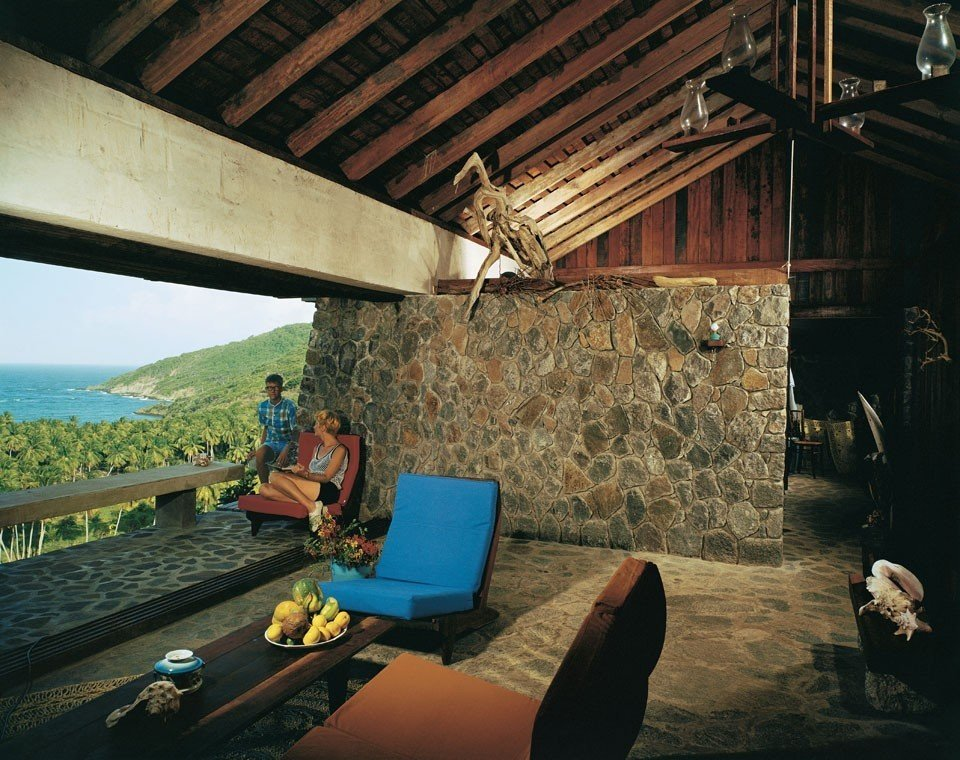 Spring Hotel, Bequia by Crites & McConnell, St. Vincent and the Grenadines (1967)  Bask in the Retro Glow of Photos from Postwar SoCal (and Beyond)