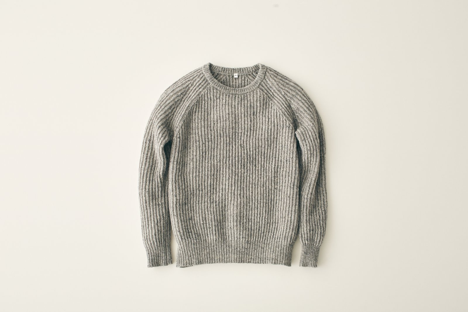 Women's Rib-Knitted Sweater, $59  Photo 7 of 7 in Every Fiber of Muji's New Clothing and Apparel Line Can Be Yours for $80 or Less