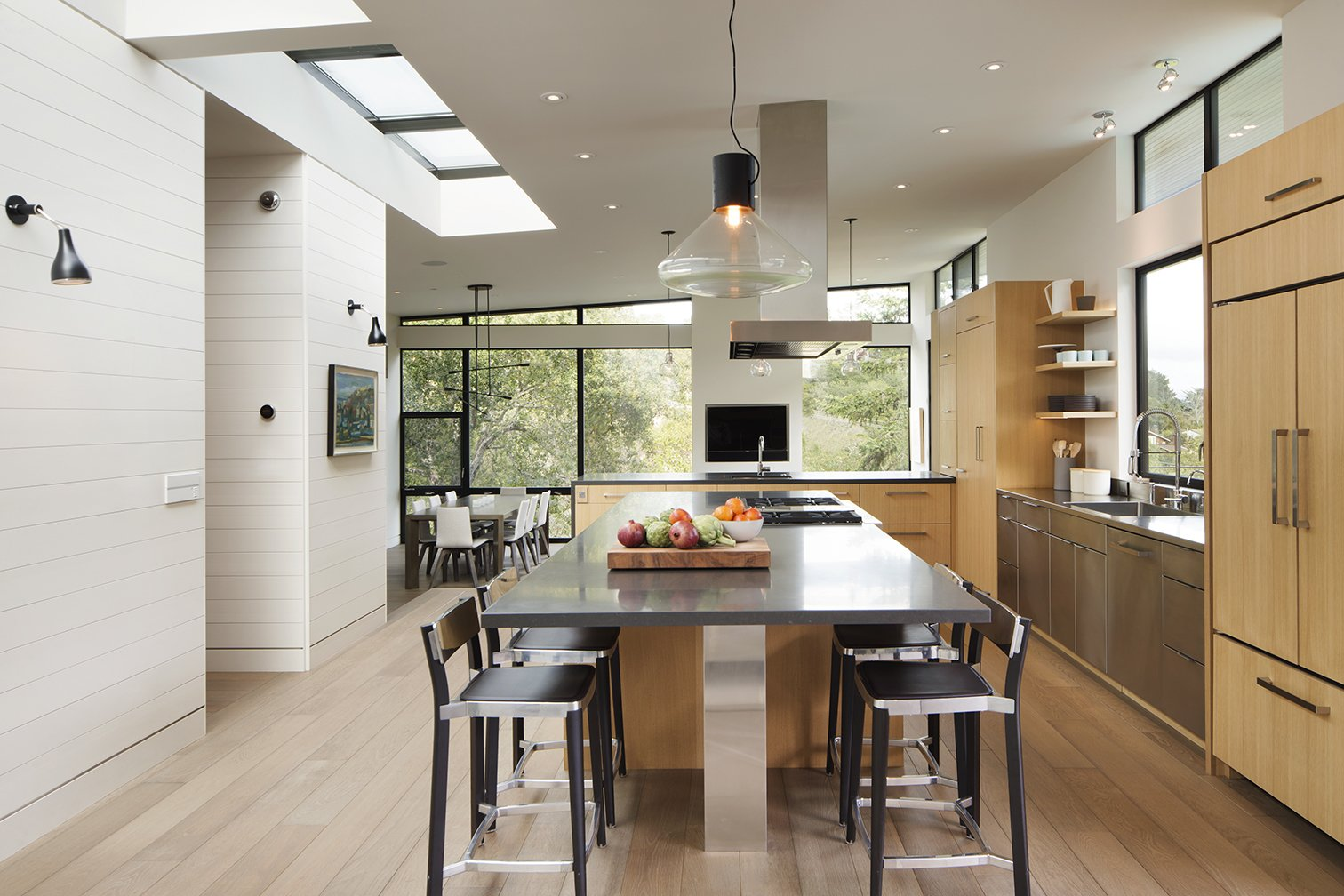 The home includes an eat in kitchen as well as distinct sunken dining area jpg