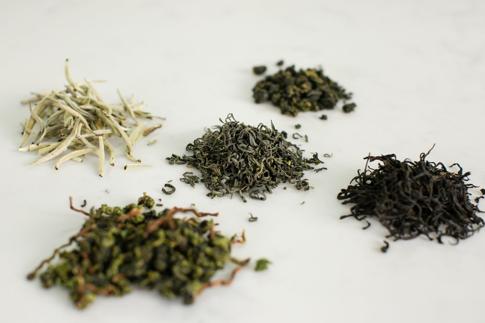 Selected teas from Spirit include black, green, white, and oolong teas.  Photo 3 of 7 in A New Prototype Design Asks:  Is Tea The New Coffee?