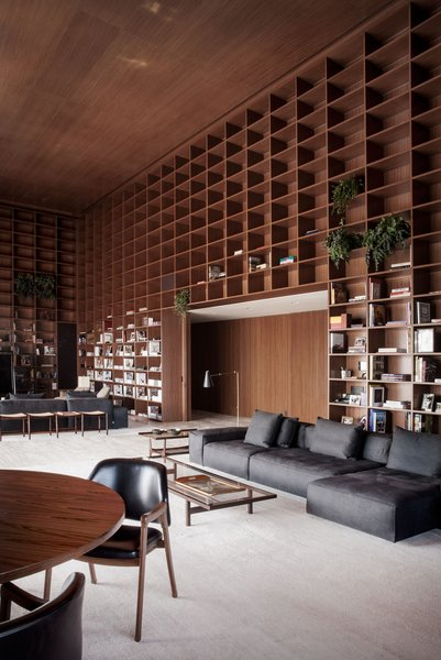 30+ Modern Homes With Libraries