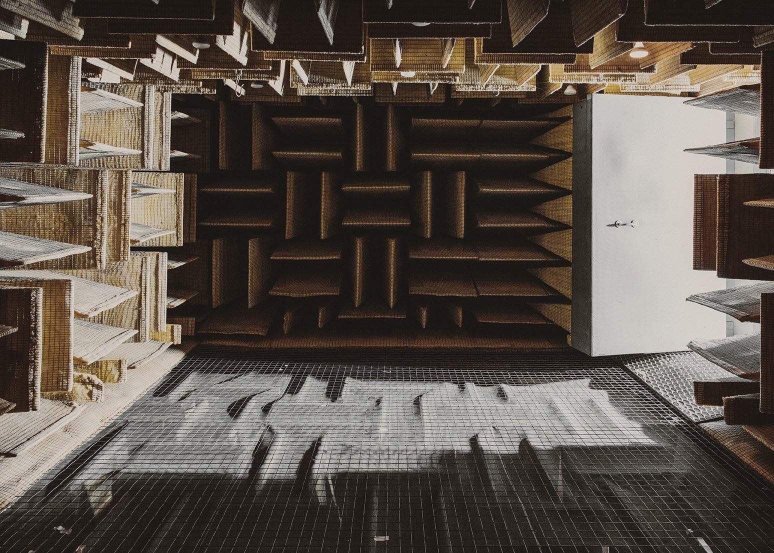 McIntosh Laboratory, the anechoic chamber  Location: Binghamton, New York  Best Photos from Outtakes