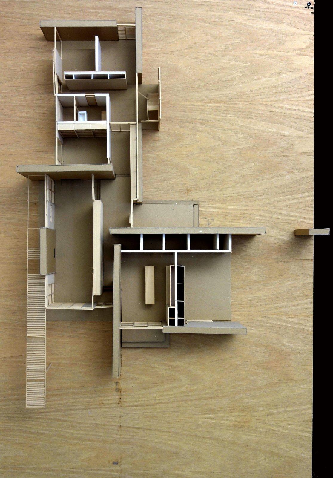 Hay Bail House, Plan Nilus Designs  Models