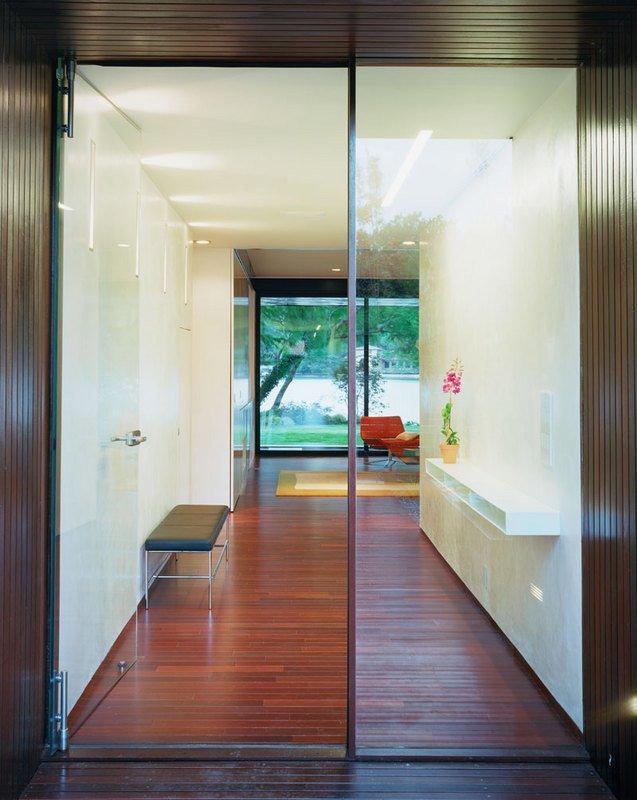 #PeninsulaResidence #lakeside #glass #steel #materials #modern #structure#outdoor #doorway #interior #inside #indoors #LakeAustin #BercyChenStudio  The Peninsula Residence