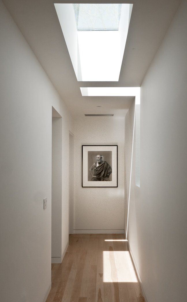Natural Light Hallway