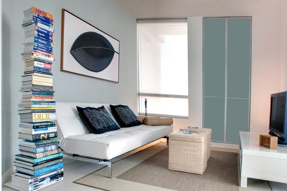 #modern #architecture #modernarchitecture #apartment #condo #condominium #minimal #lounge #DENArchitecture #Miami  Wind Apartment Interiors