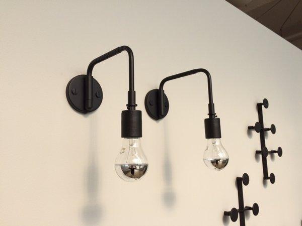 Warren Wall Lamp  Tribeca Series