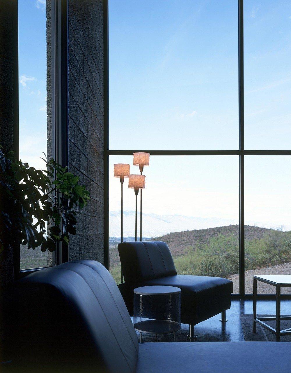 #modern #garciaresidence #ibarrarosanodesignarchitects #architecture #landscape #interior #arizona #indoor #seatingdesign #lightingdesign #livingroom #openfloor  Garcia Residence