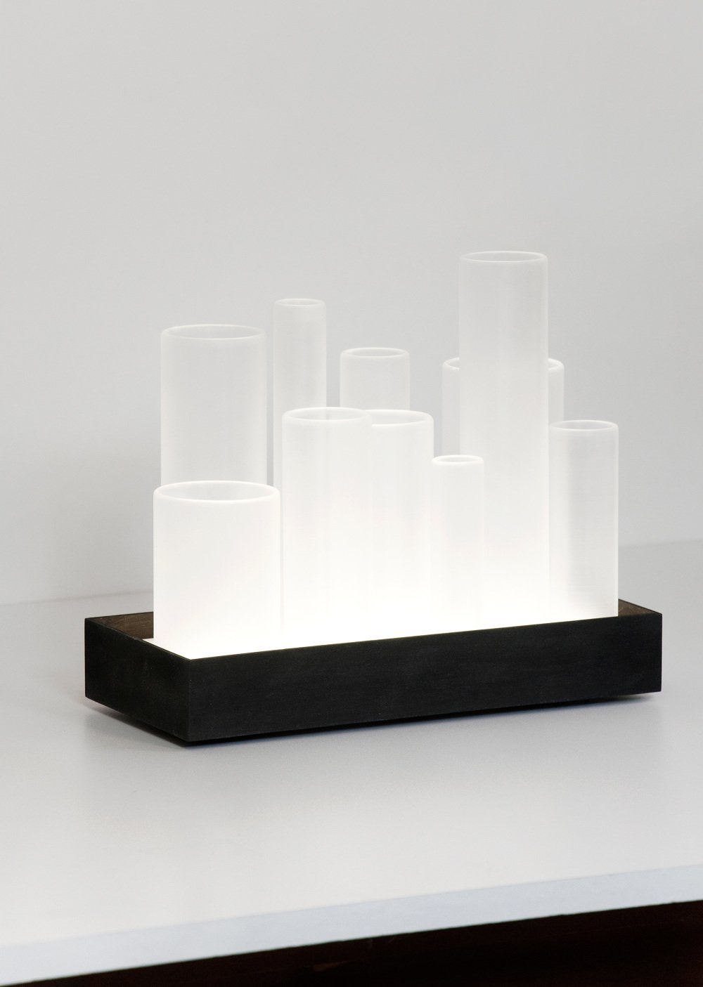 #FerréolBabin #designer #modern #set #lighting #frostlamp #abstract #furniture #lamp   60+ Modern Lighting Solutions by Dwell from Frost Lamp