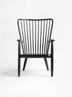 #movingmountains #seatingdesign #chair #color #black #loungechair #lounge #midcentury #inspiration #contemporary #oak #wood #poplar #maple