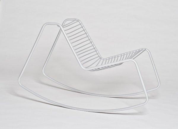 #designer #ollimustikainen #chair #rockingchair #liito