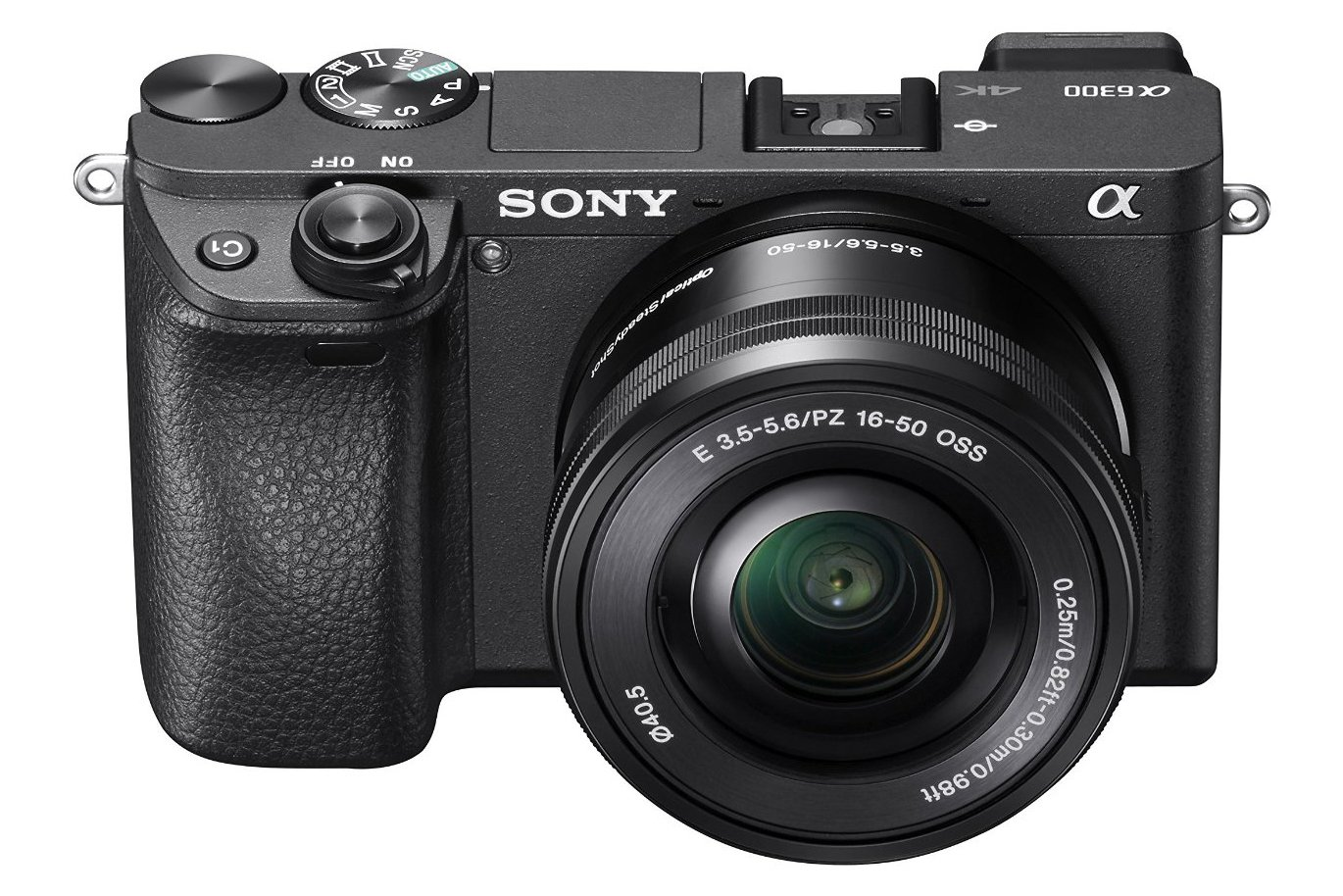 Sony Alpha a6300  Photo 6 of 10 in The best cameras of 2016