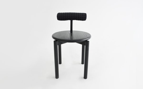 Wa is a series of minimalist seating created by South Korea-based designers ATO. Eastern and Western cultures differ considerably in spaces. Traditionally, Eastern culture can be seen as floor-based, sitting, and sleeping on the floor. On the other hand, Western culture can be seen as the opposite, sitting on chairs and sleeping on beds. In addition, such differences can be viewed as having affected not only heating methods on a smaller level but also cultural and mental aspects on a larger level. Even today, though Western culture has been absorbed to a considerable degree, floor-based culture remains in diverse forms in numerous areas in Asia. Taking note of this, the designer created two lifestyles into a single series. This series consists of the three independent items of a pillow, a legless chair, and a chair and can be applied in many creative ways to residential spaces and commercial spaces in the contemporary age, where a variety of lifestyles coexist.