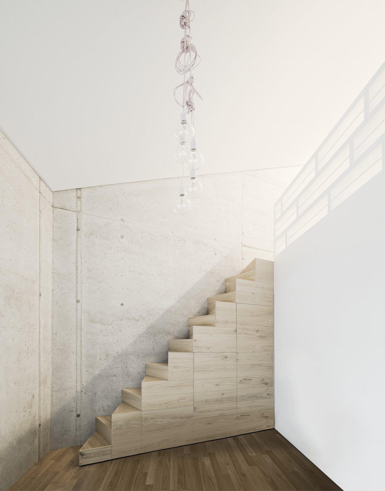 Staircase  E20