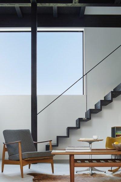 Staircase  Black Box House