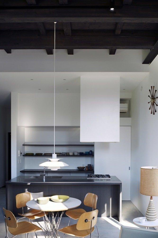 Kitchen  Black Box House