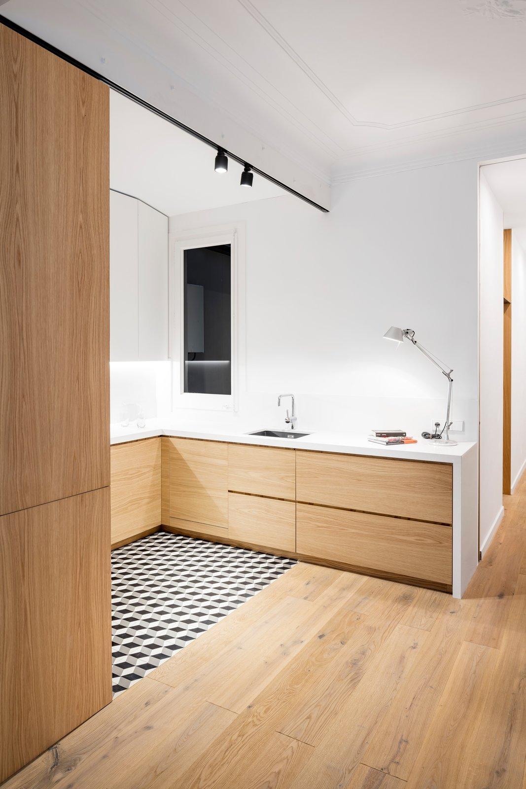 Kitchen  Apartamento Alan