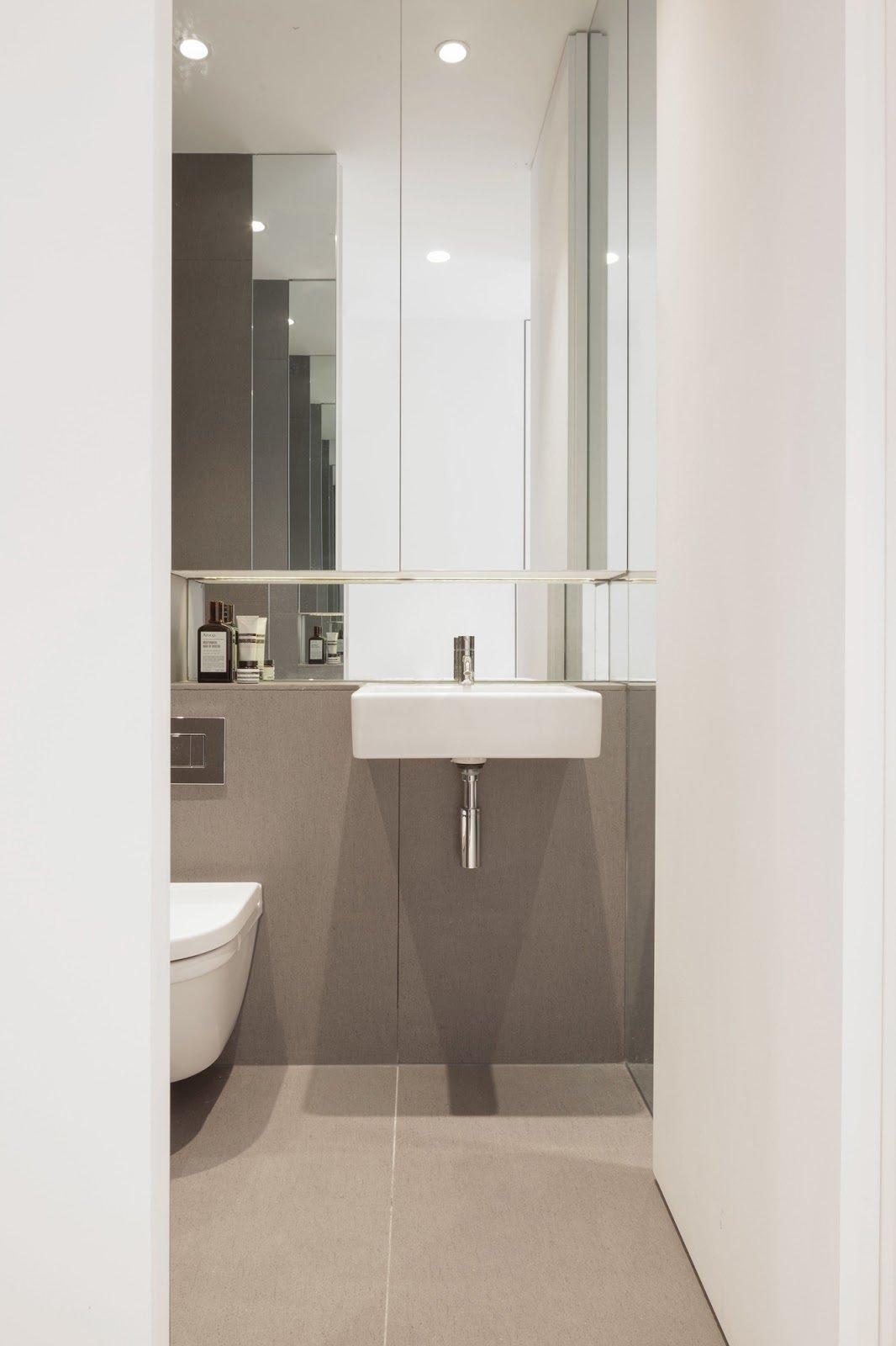 Bathroom  Bankside Apartment