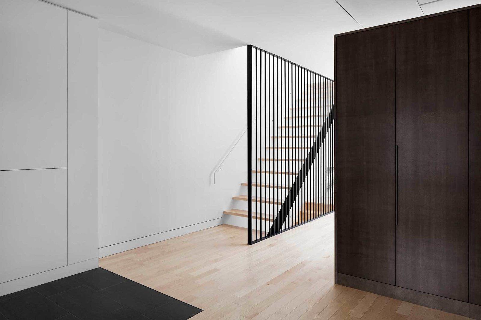 Staircase  Somerville Residence
