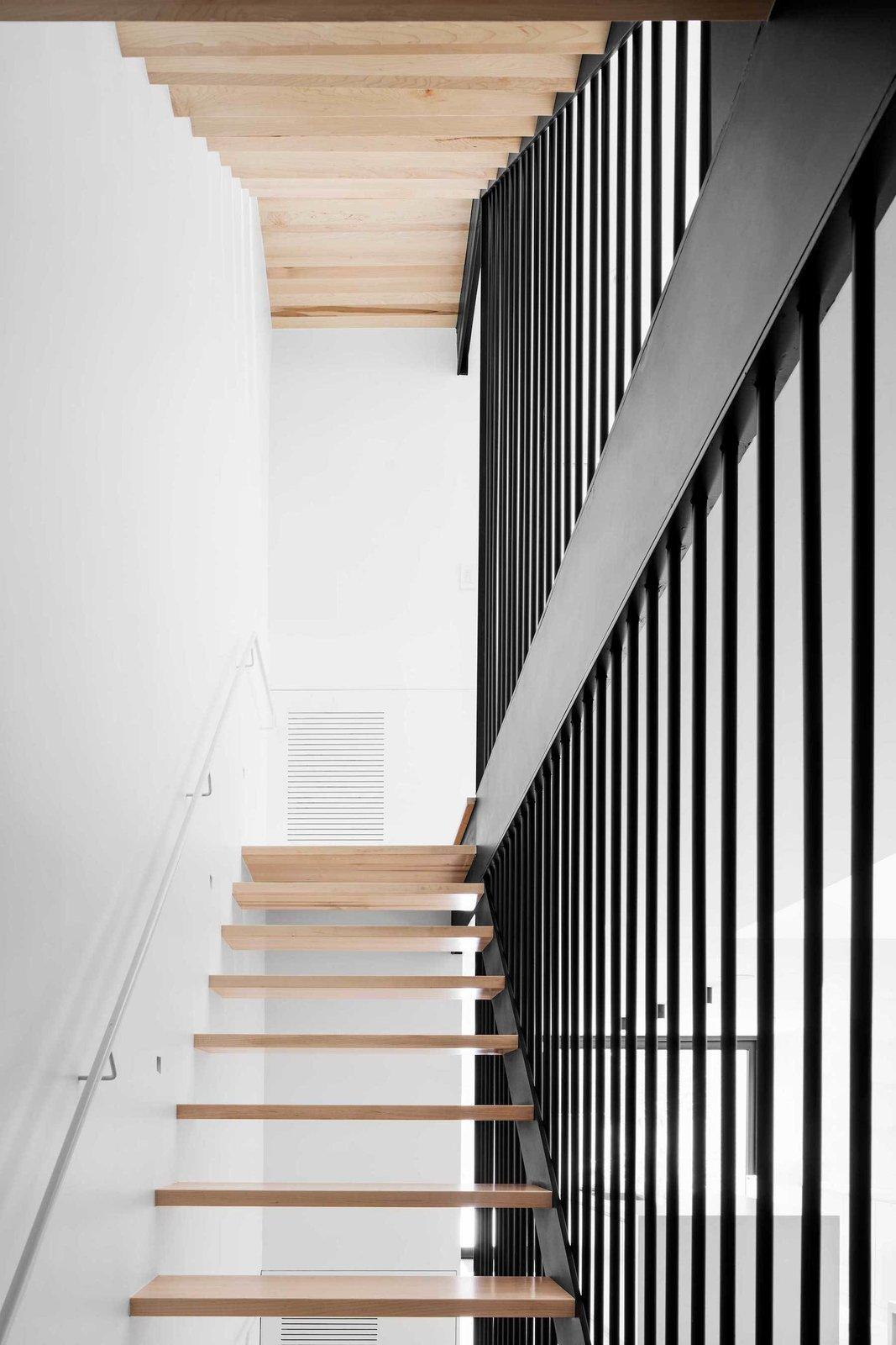Staircase 2  Somerville Residence