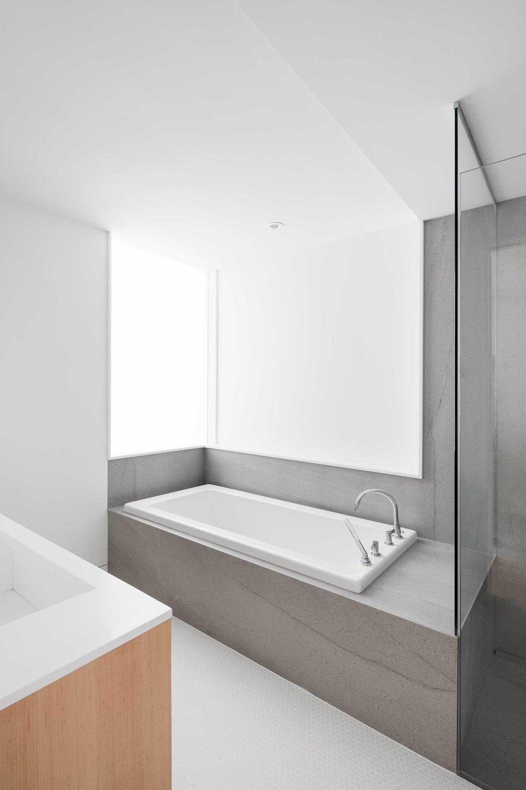 Bathtub  Somerville Residence