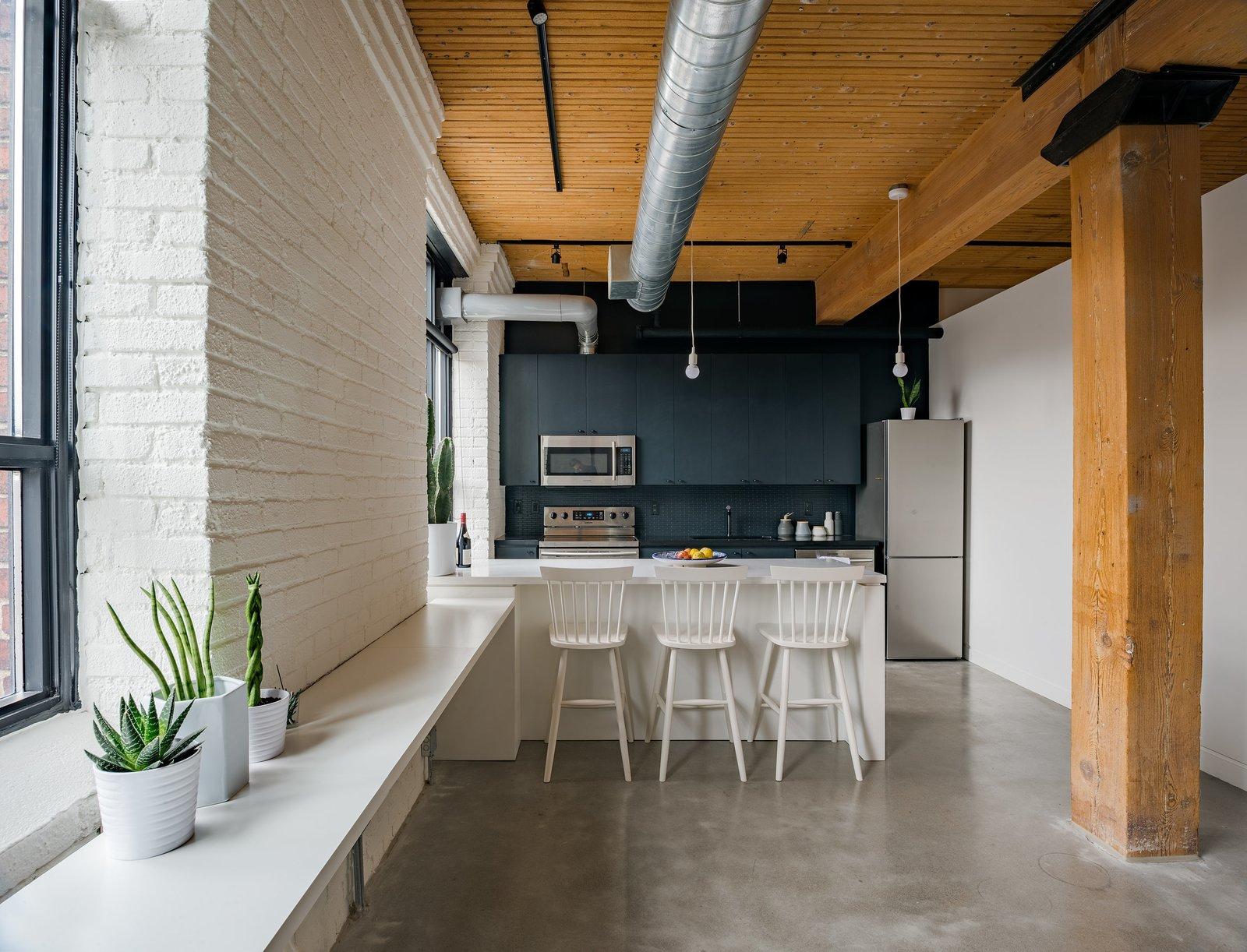 Kitchen  Broadview Loft
