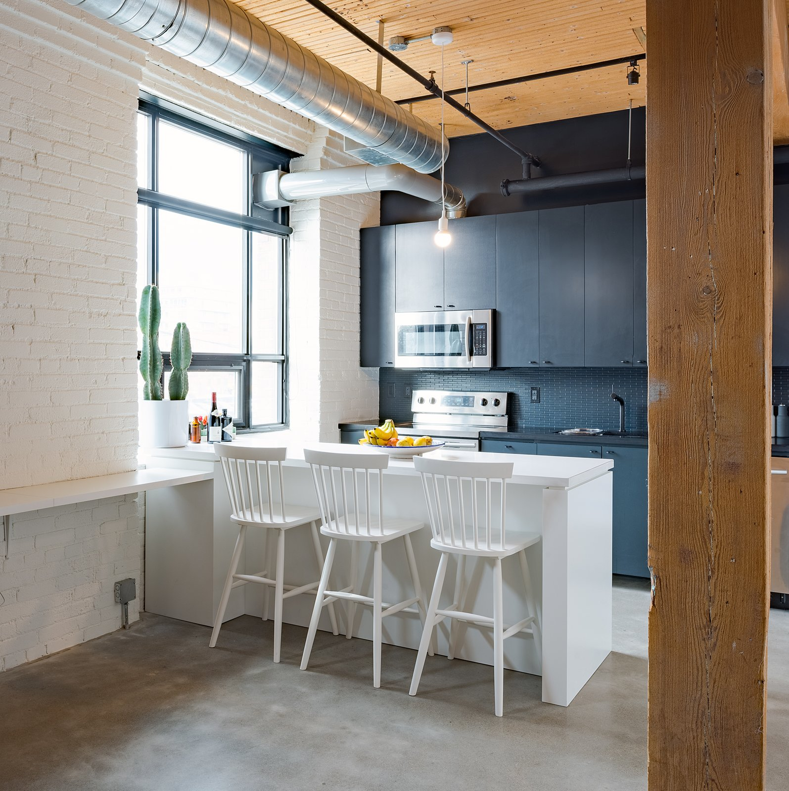 Kitchen  Broadview Loft