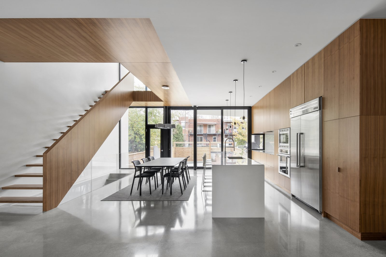 Kitchen  1st Avenue Residence