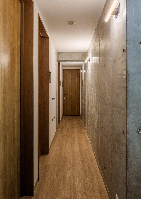 Hallway  Roof Meidaimae