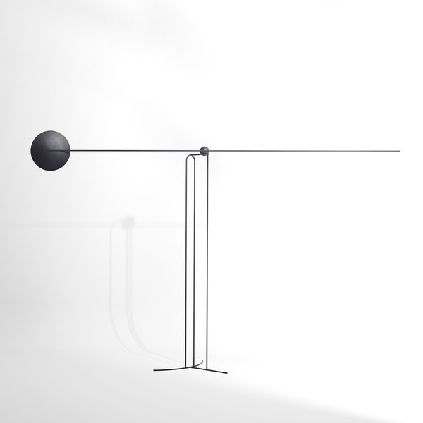 Profana is a minimalist light created by Brazil-based designer Pedro Paulø-Venzon for Matter Made. According to Giorgio Agamben, to profane is to bring into the human realm that which was only devoted to the gods. This discussion about inversion is the point of departure for Profana, an illumination piece that results from a contemporary rereading of the Brazilian Colonial apparatus, from the order of blurring and from mestizoness. Designed according to a delicate balance, it intends to cause a disruption to Latin American discourses on architecture and religious syncretism, and notes the existence of the cultural drama still in transformation.