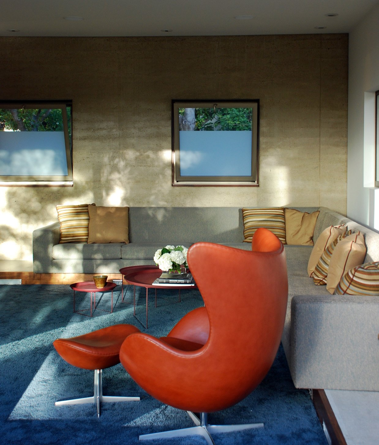 Living Room  Palo Alto Residence by CCS Architecture