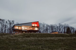 A home in Hudson Valley, New York.