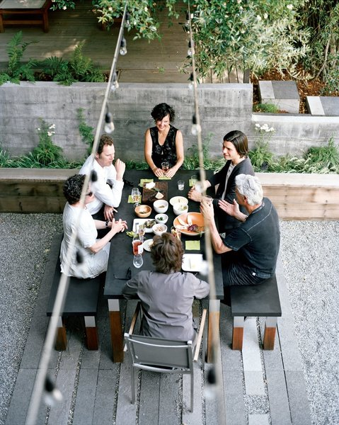 If you like throwing parties, make sure your realtor knows you want space to entertain.