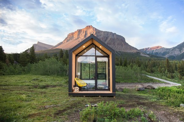 This Sleek Prefab Can be Built in Just Six Weeks For Under $22K