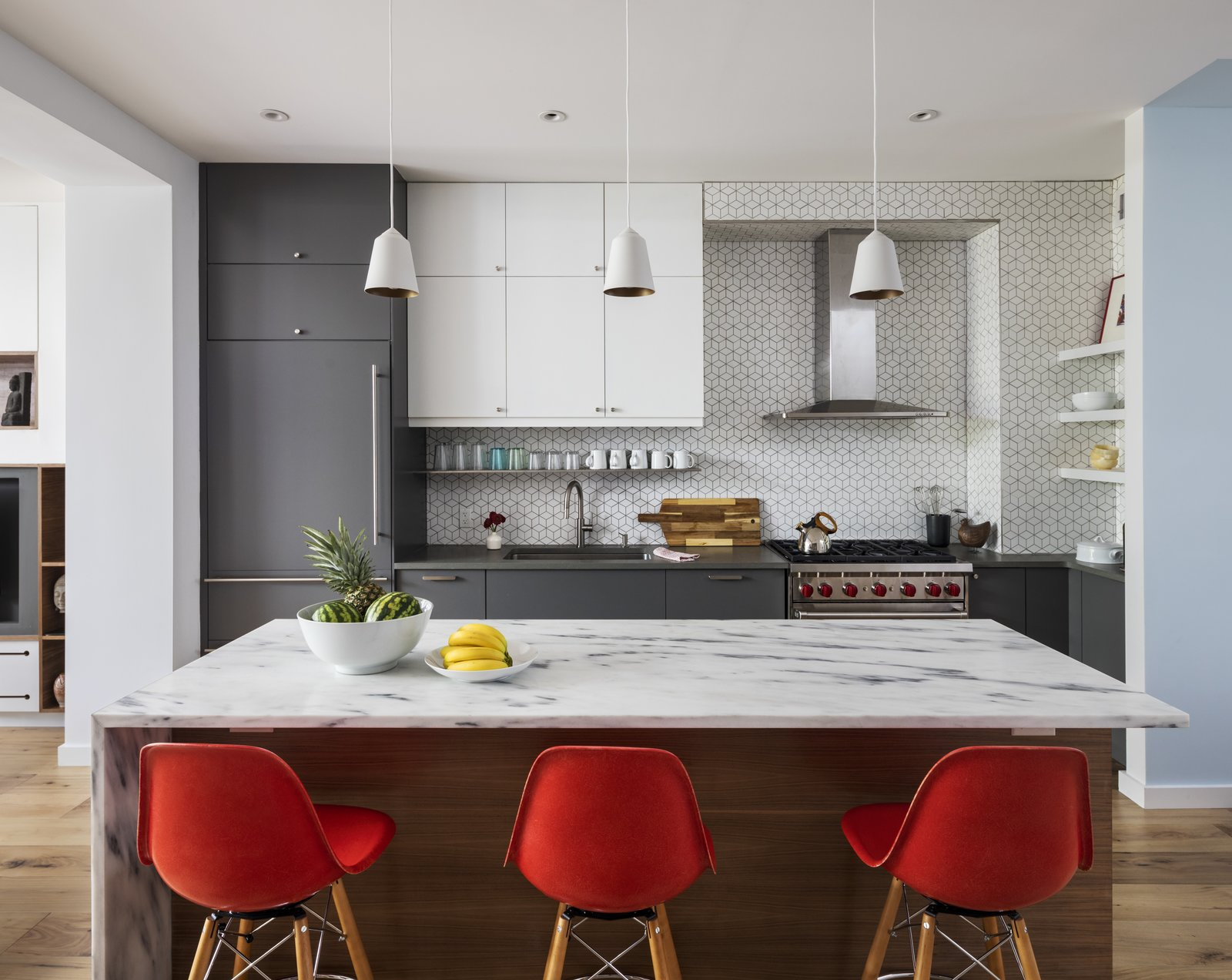 BFDO Architects Crown Heights Brownstone kitchen