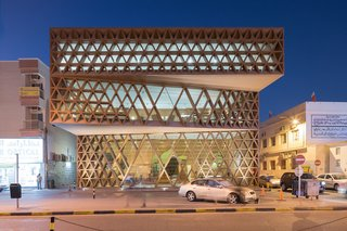 The Khalifeyah Library was one of the first public libraries in Bahrain when it opened in 2016.