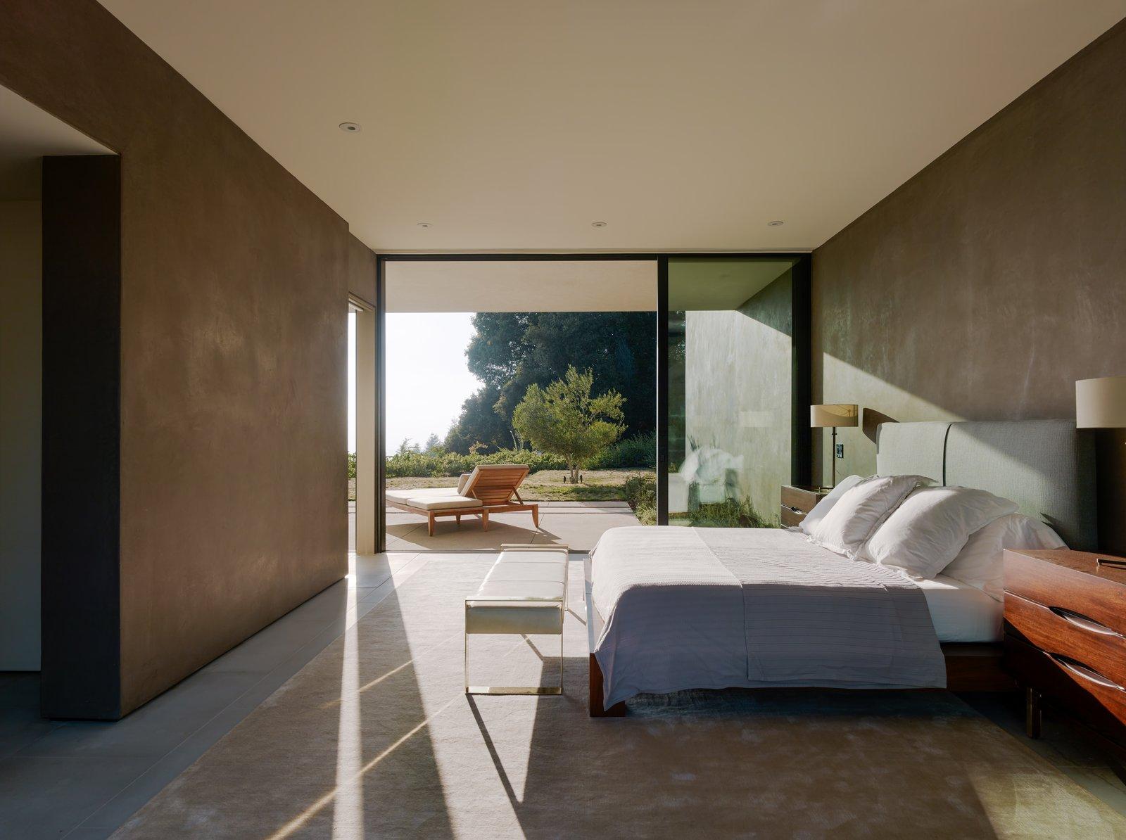 Wild Lilac bedroom